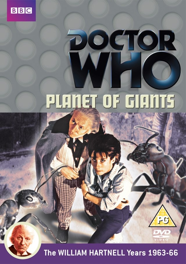 Doctor Who: Planet of Giants - 1