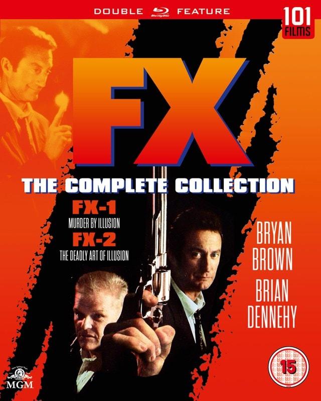 F/X - The Complete Illusion - 1