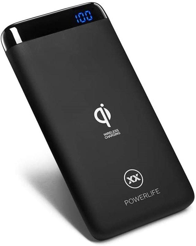 Mixx Charge Powerlife Qi5 Wireless 5000Mah Power Bank - 2