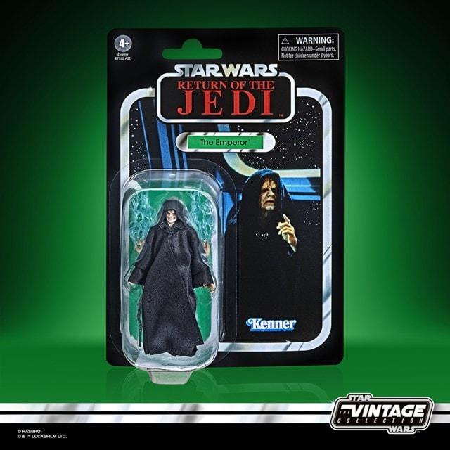 Emperor Return Of The Jedi: Star Wars Vintage Collection Action Figure - 2