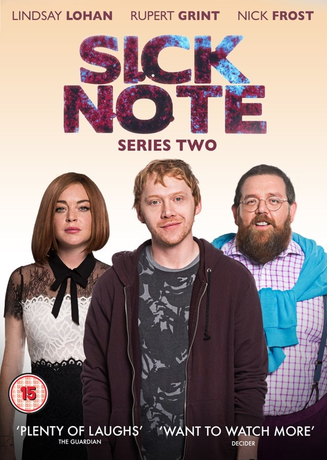 Sick Note: Series Two - 1