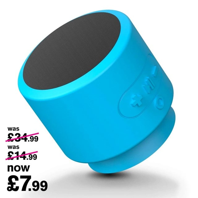 AddOn Apollo Alexa Blue Bluetooth Speaker - 1