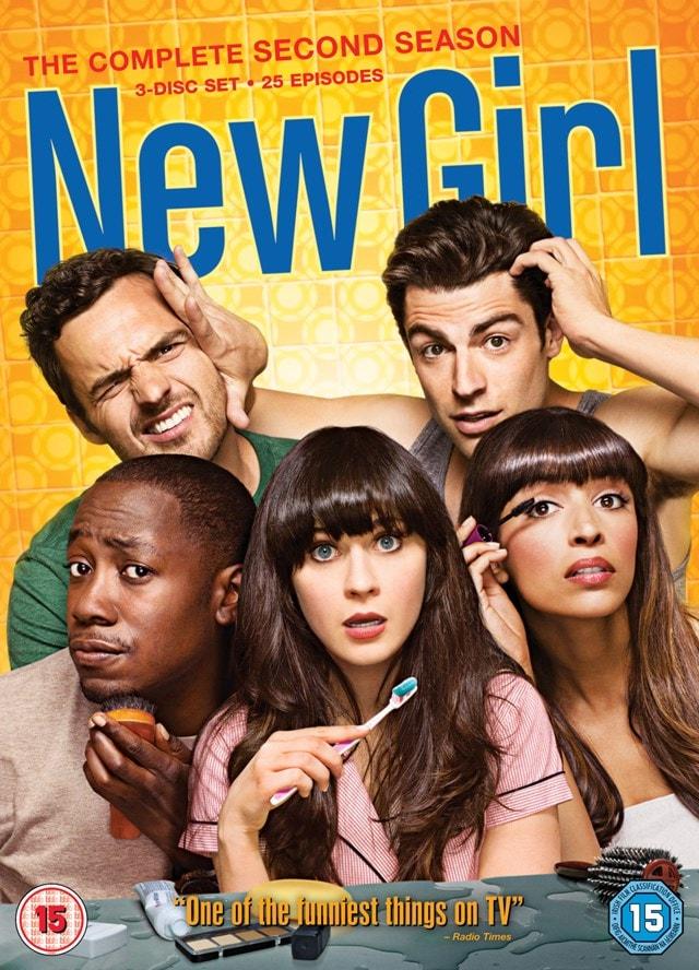 New Girl: Season 2 - 1