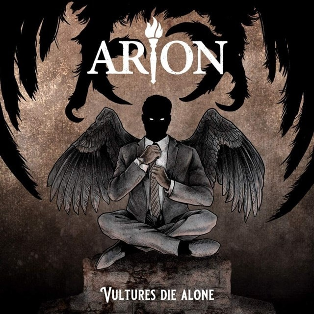 Vultures Die Alone - 1