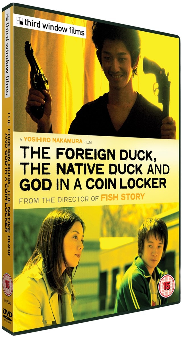 The Foreign Duck, the Native Duck and God in a Coin Locker - 2