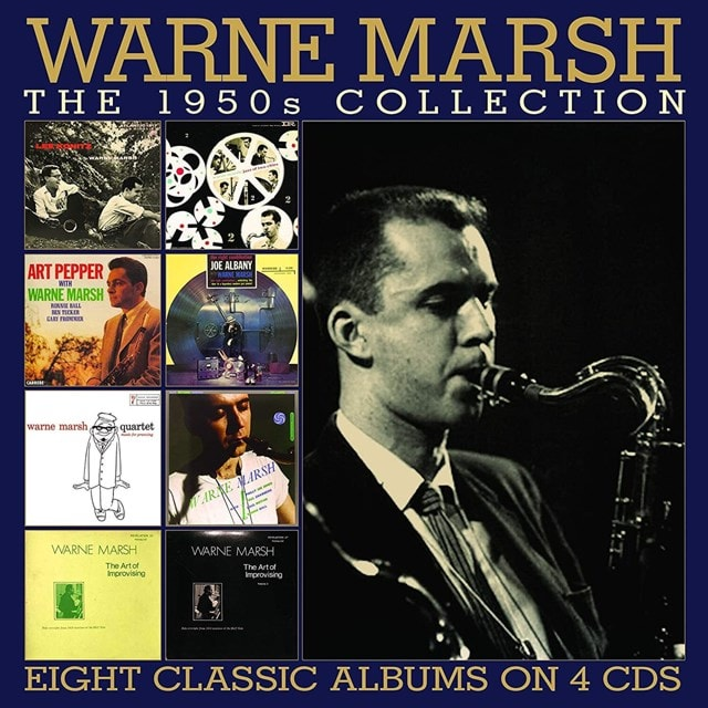 The 1950s Collection: Eight Classic Albums On 4 CDs - 1