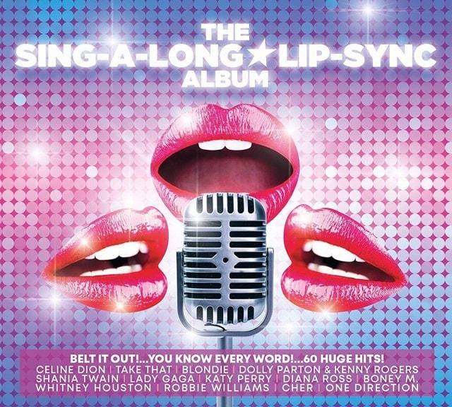 The Sing-a-long/Lip-sync Album - 1
