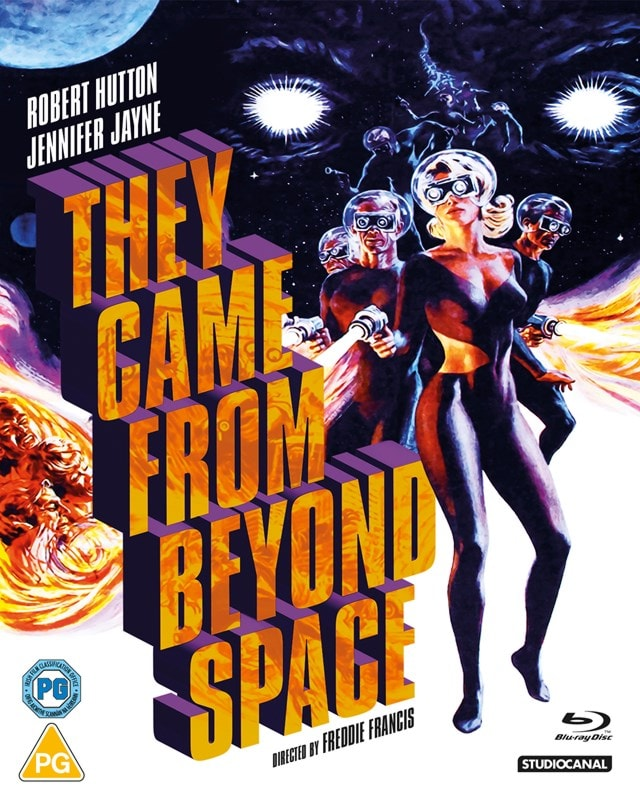 They Came from Beyond Space - 1
