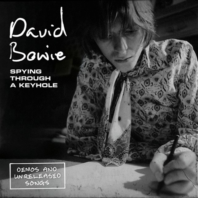 Spying Through a Keyhole: Demos and Unreleased Songs - 1