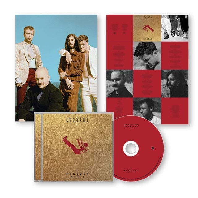 Mercury: Act 1 (hmv Exclusive) Alternative Cover and Poster - 1