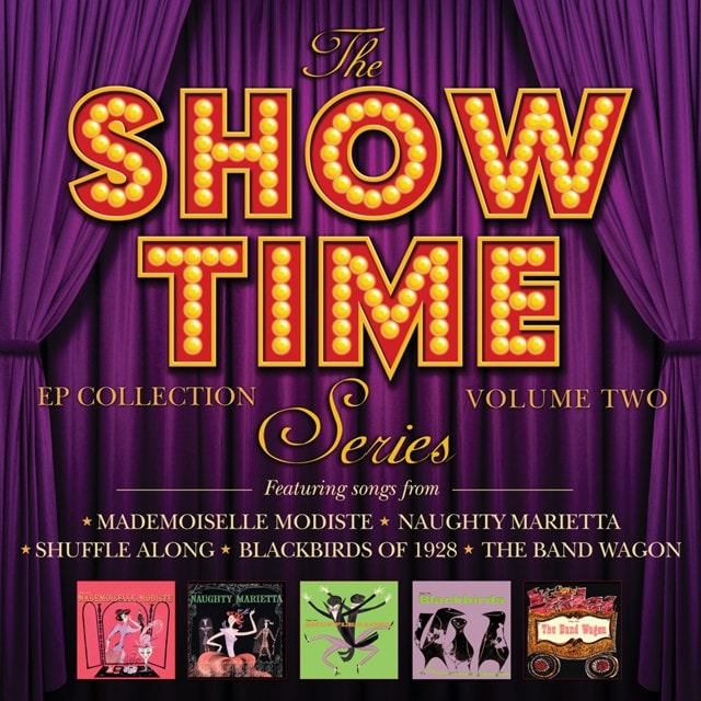The Showtime Series EP Collection - Volume 2 - 1