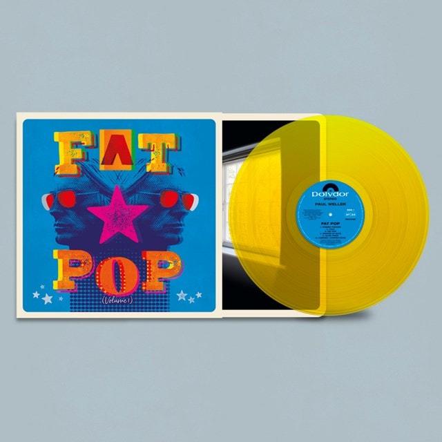 Fat Pop (Volume 1) - Limited Edition Transparent Yellow Vinyl - 1