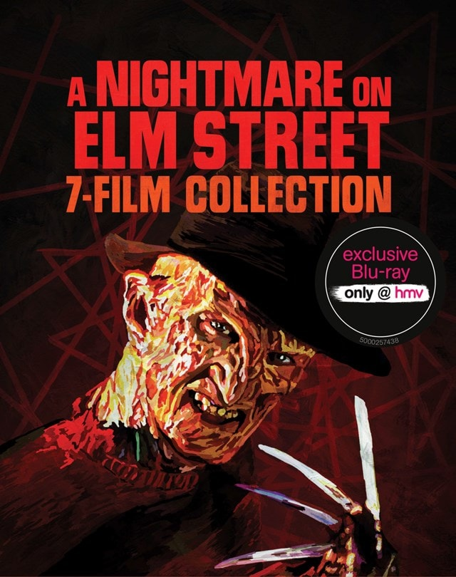 A Nightmare On Elm Street: Collection (hmv Exclusive) - 2