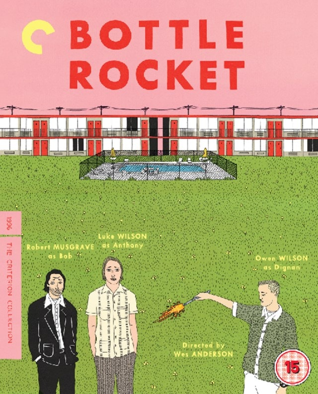 Bottle Rocket - The Criterion Collection - 1