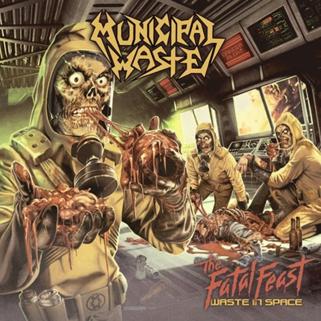 The Fatal Feast (Waste in Space) - 1