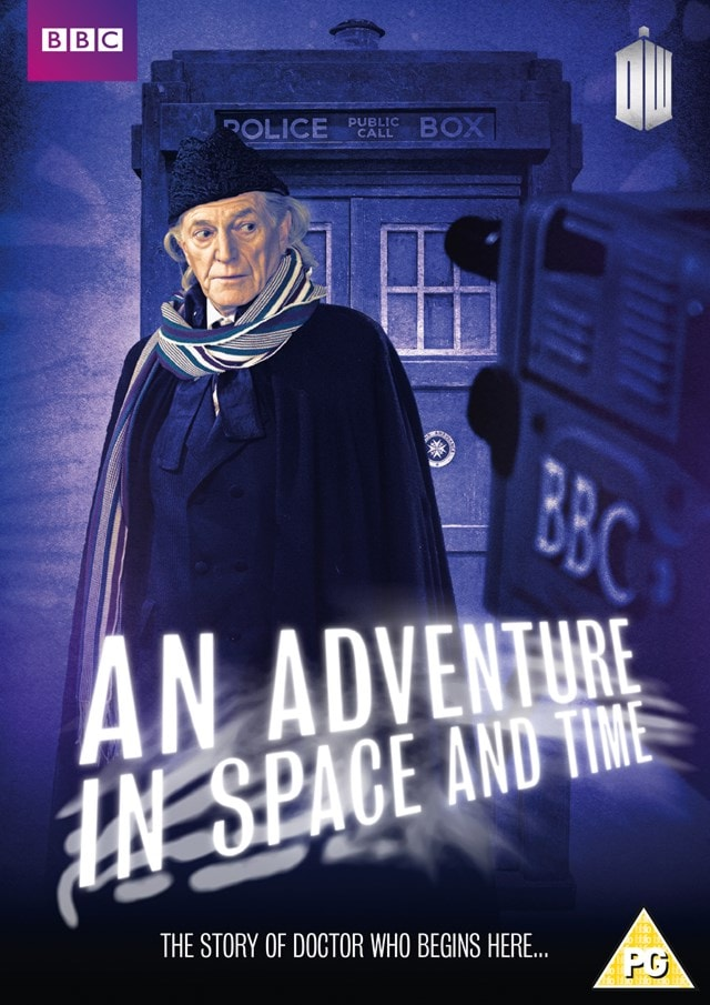 Doctor Who: An Adventure in Space and Time - 1