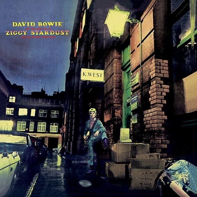 David Bowie: Ziggy Stardust Canvas Print - 1