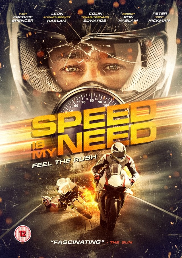 Speed Is My Need - 1
