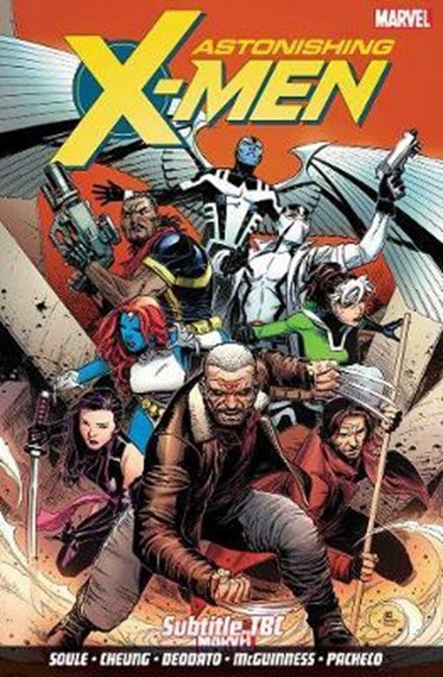 Astonishing X-Men Vol 1 - 1