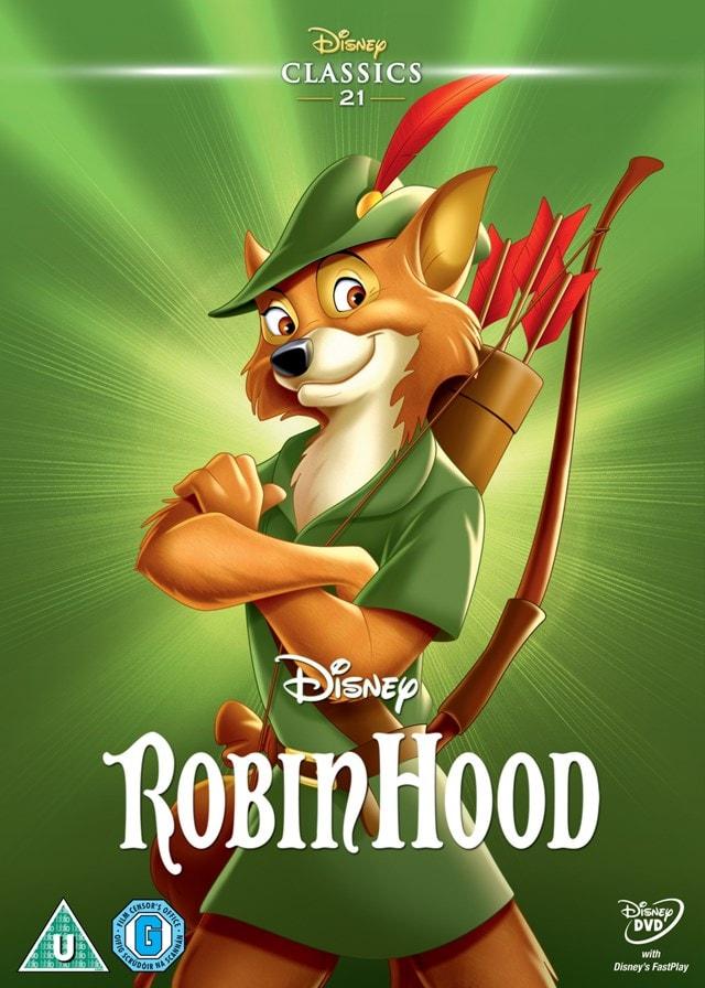 Robin Hood (Disney) - 1