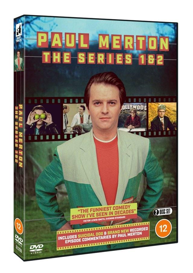 Paul Merton: Series 1-2 - 2