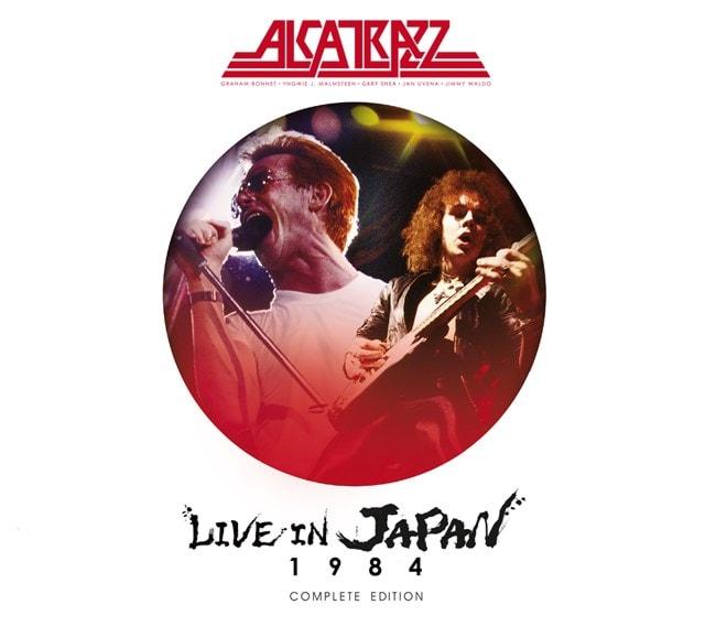 Alcatrazz: Live in Japan 1984 - 1