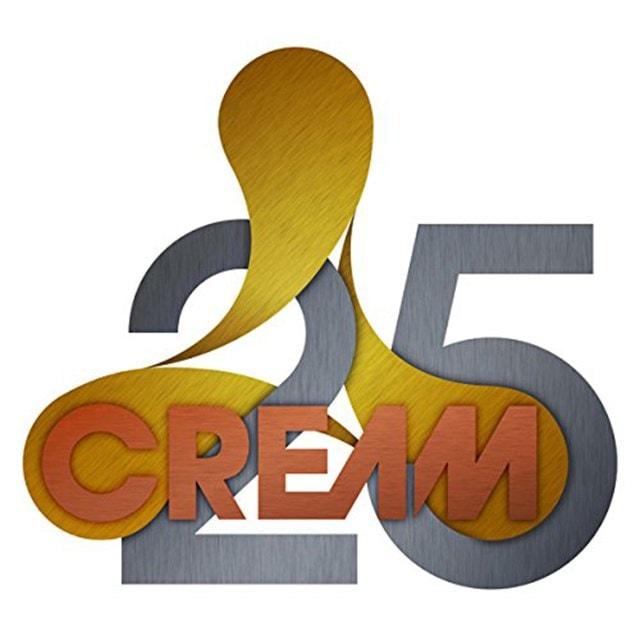 Cream 25 - 1