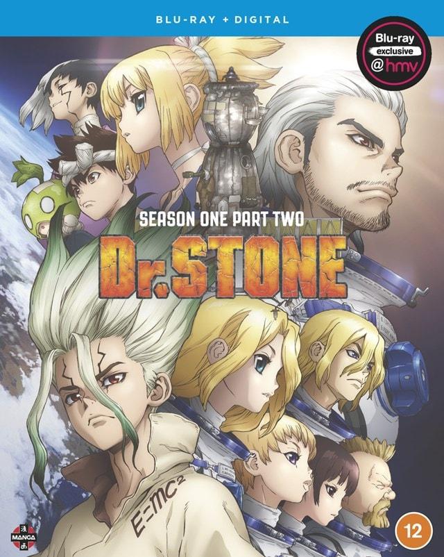 Dr. Stone: Season 1, Part 2 (hmv Exclusive) - 2