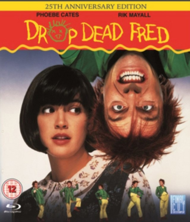 Drop Dead Fred - 1