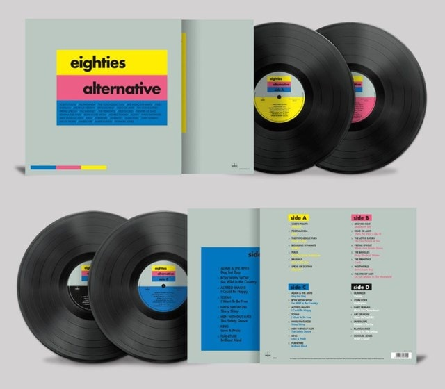 Eighties Alternative - 2