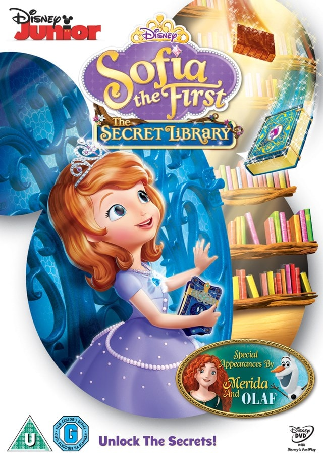 Sofia the First: The Secret Library - 1