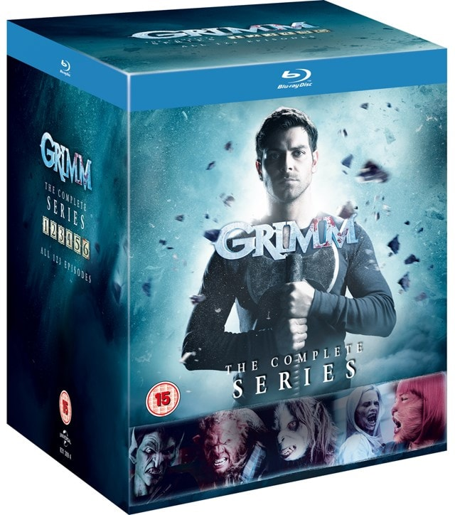 Grimm: The Complete Series - 2