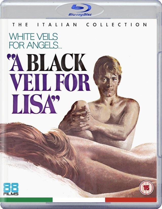 A Black Veil for Lisa - 1