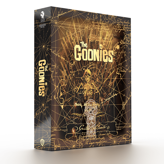 The Goonies Titans of Cult Limited Edition 4K Ultra HD Blu-ray Steelbook - 2