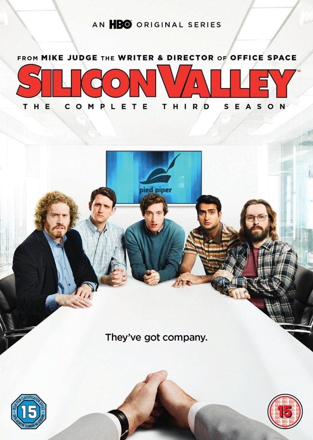 Silicon Valley: The Complete Third Season - 1
