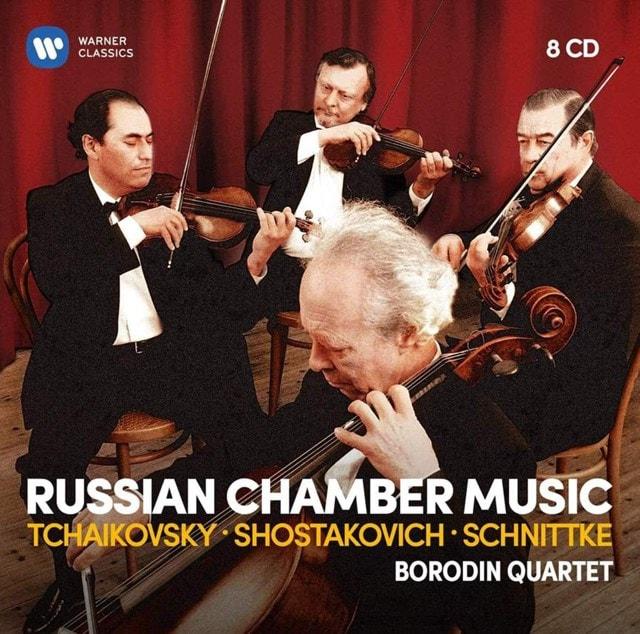 Tchaikovsky/Shostakovich/Schnittke: Russian Chamber Music - 1