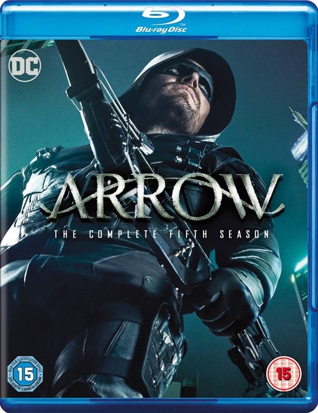 Arrow: The Complete Fifth Season - 1