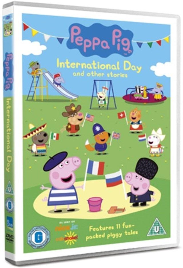 Peppa Pig: International Day - 1