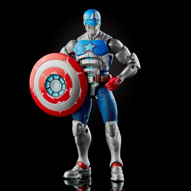 Civil Warrior: Contest Of Champions: Marvel Gamer Verse Action Figure - 6
