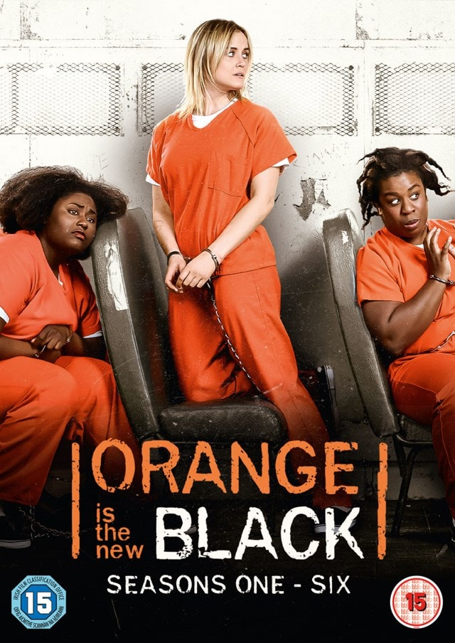 Orange Is the New Black: Seasons One-six - 1