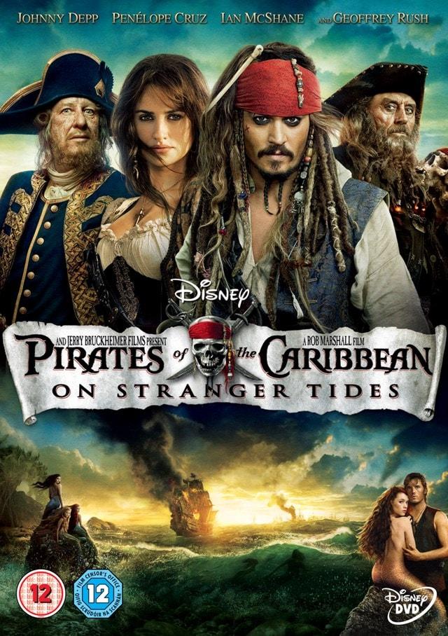 Pirates of the Caribbean: On Stranger Tides - 3