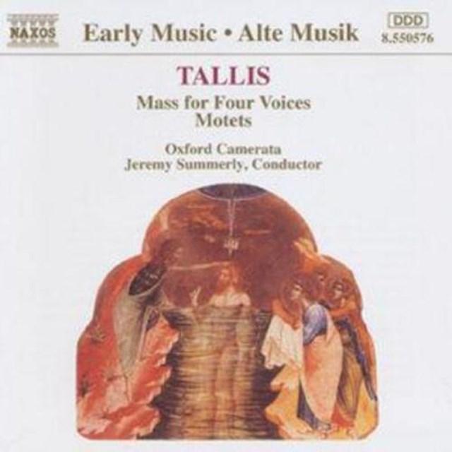 Tallis/ Music for Four Voices - 1