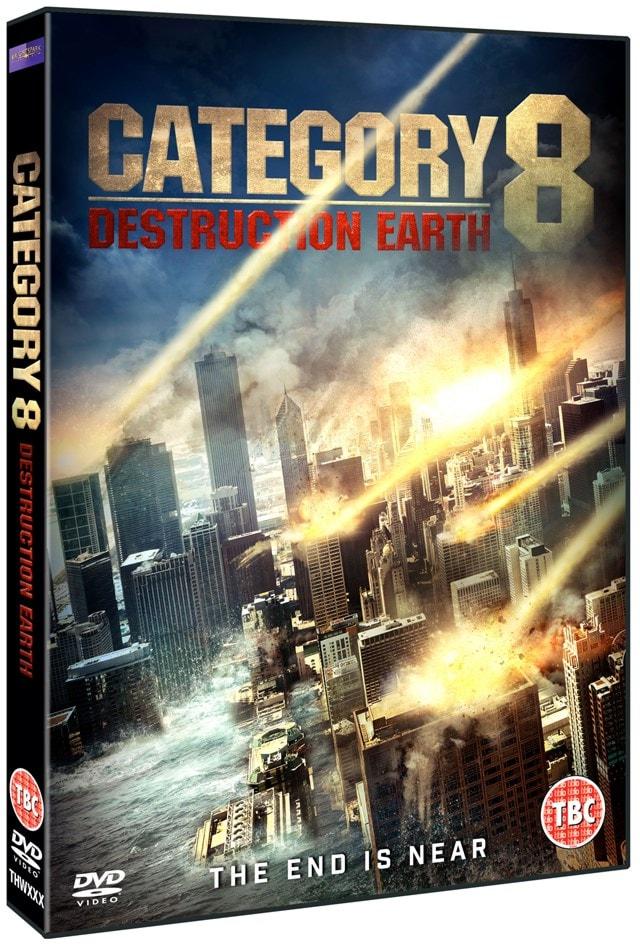 Category 8 - Destruction Earth - 2