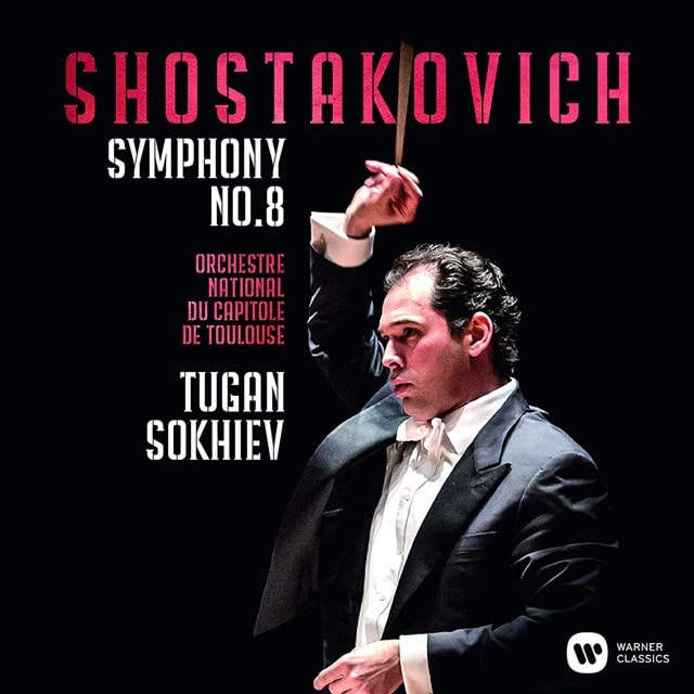 Shostakovich: Symphony No. 8 - 1