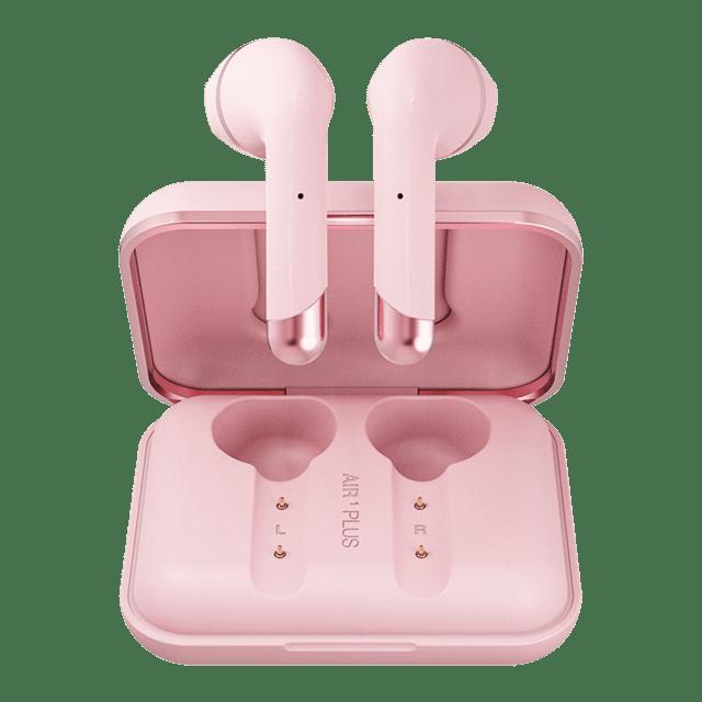 Happy Plugs Air1 Plus Pink Gold Earbud True Wireless Bluetooth Earphones - 2