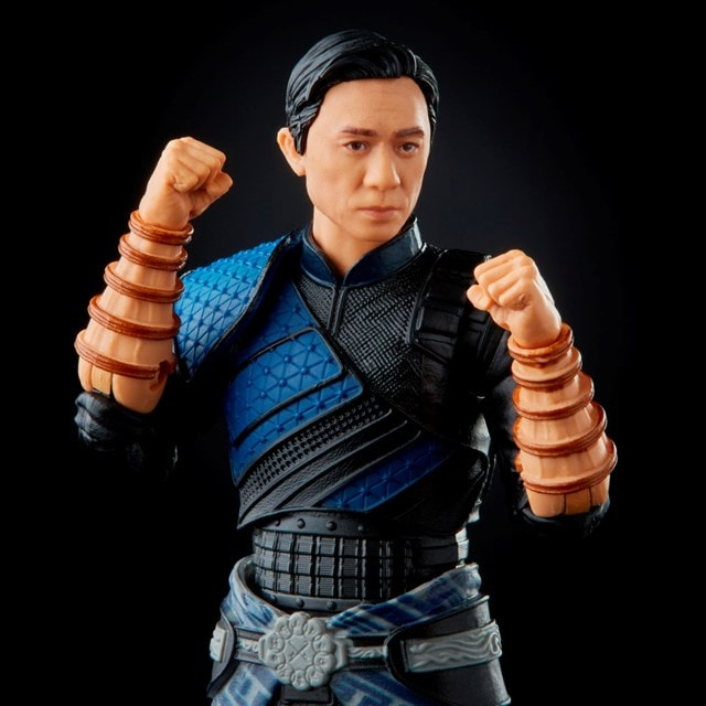 Wenwu: Shang-Chi And Legend Of The Ten Rings: Marvel Legends Series Action Figure - 4