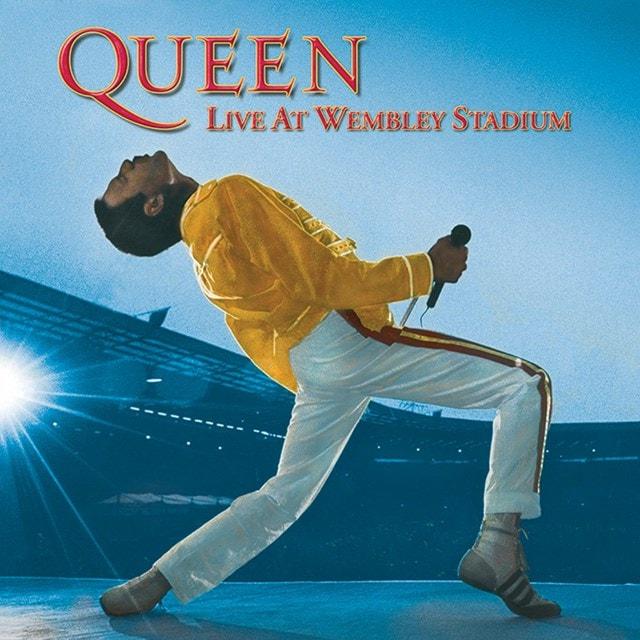 Queen: Live At Wembley Stadium Canvas Print - 1
