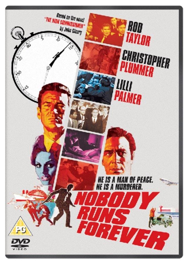 Nobody Runs Forever - 1
