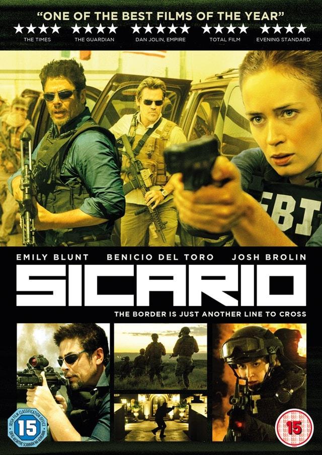 Sicario - 1