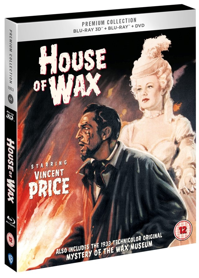 House of Wax (hmv Exclusive) - The Premium Collection - 3